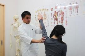 肩の検査1