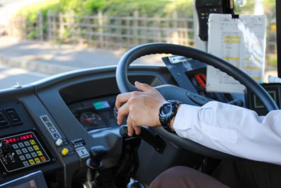 バスの運転手さんのムチウチ