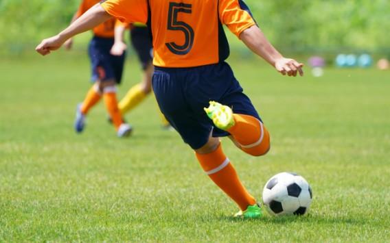 またまた、オスグッドの膝痛サッカー少年